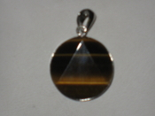 Tiger Eye Pendants