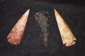Medium Agate Arrowhead 4 1/2 inches