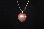 24mm Heart Necklace