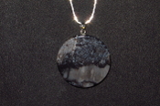 37mm Circle Necklace