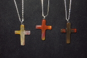 30 x 40mm Cross Necklaces