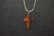15 x 24mm Cross Necklace