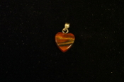 12mm Heart Pendant