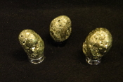 Small Free Form Pyrite