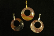 41mm Circle Pendants