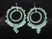 Amazonite Earrings