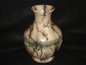 Navajo Made Horse Hair Pottery