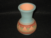 Navajo Made Pottery