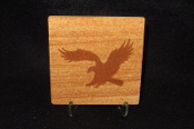 Eagle Sandstone Coaster