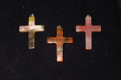 30 x 40mm Cross Pendants