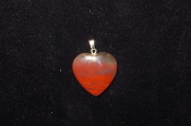 24mm Heart Pendant