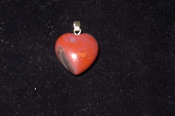 17  x 18mm Heart Pendant