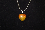 17 x 18mm Heart Necklace