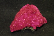 Hot Pink Dyed Geode