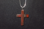 30 x 40mm Cross Necklace
