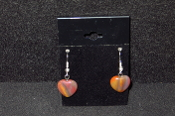 17mm Heart Earrings