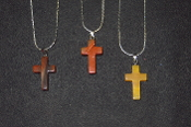 15 x 24mm Cross Necklaces