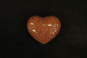 Goldstone Heart