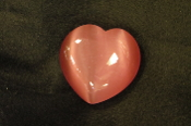 Pink Fiber Optic Heart