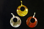 45mm Circle Pendants