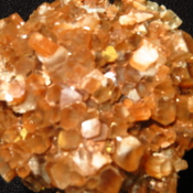 Aragonite Crystals